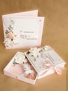 Wedding Anniversary Cards, Wedding Invitation Cards, Love Cards, Diy Cards, Exploding Box Card, Wedding Cards Handmade, Scrapbook Cards, Scrapbooking, Card Tutorials