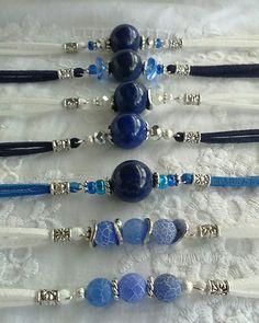 Bead Jewellery, Wire Jewelry, Beaded Jewelry, Jewelry Bracelets, Jewelery, Bracelet Crafts, Homemade Jewelry, Bijoux Diy, Leather Jewelry