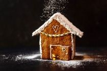 Gedeckter Apfelkuchen - Backen mit Christina Gingerbread, Bird, Baking, Outdoor Decor, Christmas, Cacao Powder, Baking Tips, Xmas, Ginger Beard