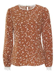 The beautiful Primrose Meadow Top will take you from desk to dinner with ease. Featuring a charming terracotta based floral print, elegant lace cuffs and neckline and long balloon sleeves. This is a must for every winter wardrobe this season. Pair with black high waisted pants for the office or denim jeans on the weekend. Long Balloons, Autumn Colours, Lace Cuffs, Balloon Sleeves, Winter Wardrobe, Terracotta, Denim Jeans, Floral Prints, Collections