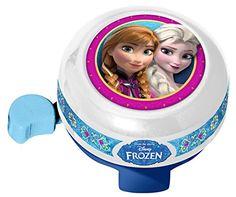 Disney Frozen Klingel weiss/blau/pink