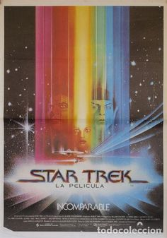 Póster de Cine Original: Star trek - Foto 1
