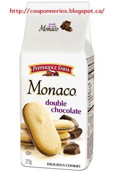 Coupons et Circulaires: 1,00$ sur emballage de biscuits Pepperidge Farm