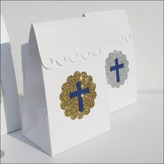 Boys #Baptism Or #Communion #CandyBags www.jaclynpeters.com