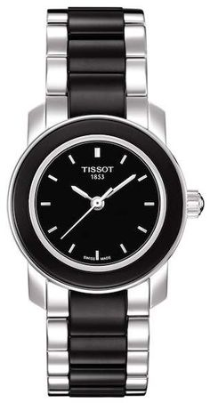Tissot Women's T-Trend Collection Swiss Quartz Two-Tone Bracelet Watch, 28mm