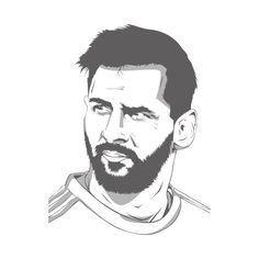 Football Art, Football Players, Messi Drawing, Lionel Messi Wallpapers, Drawing Sketches, Drawings, Pop Art Portraits, Sports Art, Wall Art Designs