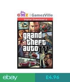Video Games Grand Theft Auto 4 Xbox 360 Game Take 2 Interactive