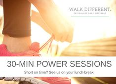 Short on time? We've got you!!! Book in one of our original and unique power sessions!