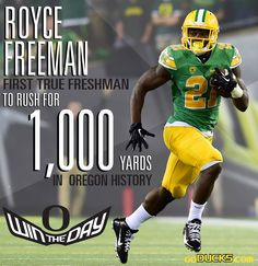 Proud to be a Duck Alum!