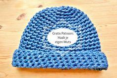Tip: Toch te moeilijk dit Crochet Fashion, Crochet Hats, Beanie, Blog, Kunst, Knitting Hats, Blogging, Beanies, Beret