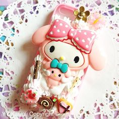 Hey, I found this really awesome Etsy listing at http://www.etsy.com/listing/123731894/my-melody-kawaii-silicone-decoden-phone