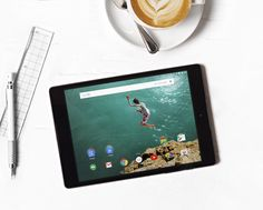 google nexus 9 tablet features immersive HTC boomsound front speakers