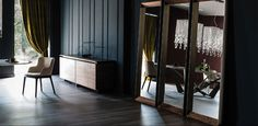 Cattelan – купить мебель итальянской фабрики Cattelan из Италии по низким ценам в PALISSANDRE.ru Marble Furniture, Mirrored Furniture, Modern Furniture, Furniture Design, Furniture Manufacturers, Home Furnishings, Home Accessories, Curtains, Mirrors