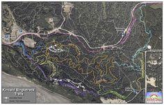kincaid park trail map | Tony Knowles Coastal Trail & Kincaid Park Mountain Biking