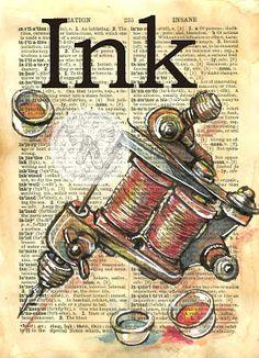 Kristy Patterson: Ink