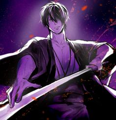 "#Gintama | Takasugi Shinsuke ""Give my regards to Sensei for me"""