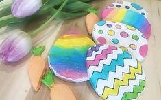 Decorazioni di Pasqua con pasta di bicarbonato 20 Min, Pasta, Food, Montessori, Baking Soda, Spring, Essen, Meals, Yemek