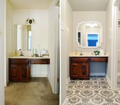 Operation Stencil The Subfloor: Complete | Young House Love