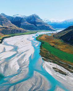 Wanaka, The South Island, New Zealand