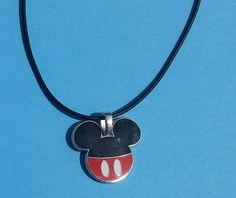 Pendant  Mickey Mouse Ear Icon  Free by SnowbladeCreations on Etsy