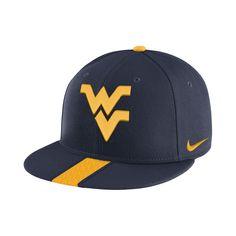 Nike WVU Sideline True Snapback Hat. West VirginiaSnapback HatsClearance  SaleCollegeCrownCapSilhouetteNikeBaseball Cap 14c8cebeb459