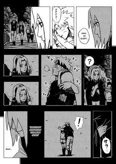 Naruto And Sakura Doujinshi