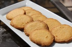 Cheese Biscuits (Gluten Free) - Divalicious Recipes