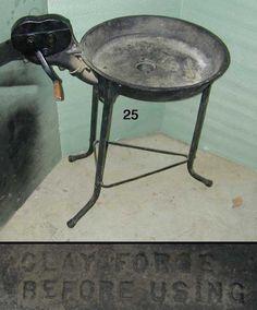 homeade blacksmith forge   Homemade Blacksmith Forge
