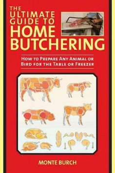 Buy The Ultimate Guide to Home Butchering: How to Prepare Any Animal or Bird for the Table or Freezer by Monte Burch and Read this Book on Kobo's Free Apps. Discover Kobo's Vast Collection of Ebooks and Audiobooks Today - Over 4 Million Titles! Survival Food, Survival Skills, Short Words, Ebook Pdf, Freezer, Just In Case, Self, Reading, Table