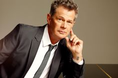 He's not called the Hit Man for nothing!  Mr. David Foster is a beast :)