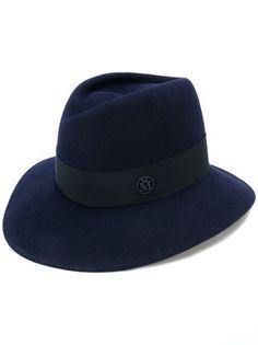 Hatch Back Band Packable Wool Felt Fedora Hat  e44761018b6a
