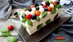 Aperitive reci - idei de platouri aperitive Fruit Salad, Appetizers, Pudding, Cheese, Desserts, Recipes, Food, Paste, Cardboard Art