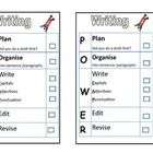 Fantastic Writing Checklist for students to assess their own writing for self-monitoring...