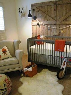 ADORABLE little boys room!