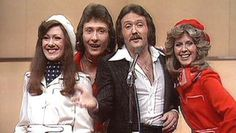 "Brotherhood of Man - ""Save Your Kisses For Me"" - United Kingdom - 164 points - 1st place (12 points from Switzerland, Israel, Belgium, Norway, Greece, Spain and Portugal)"