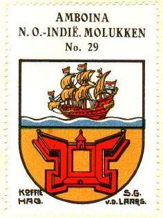 Segel Kotamadya di Masa Hindia Belanda | Kaskus - The Largest Indonesian Community