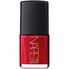 NARS Never Tamed Nail Polish - Never Tamed ($20) ❤ liked on Polyvore featuring beauty products, nail care, nail polish, makeup, nails, beauty, never tamed, shiny nail polish and nars cosmetics