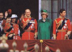 princess diana trooping the color | Memories Of Diana : Trooping The Colour 1982
