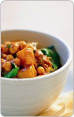 Vegetable and Chickpea Curry... feels so healthy to eat this!