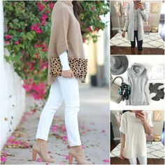 Fall outfits you can easily re-create -camel cape poncho sweater vest fall outfits chunky knit sweater