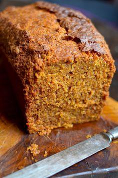My Grandma's perfect recipe for moist and delicious pumpkin bread!