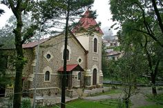 methodist church, Mussoorie.