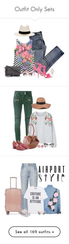 """Outfit Only Sets"" by seafreak83 on Polyvore featuring Cheap Monday, Barcode Apparel, Alexandre Birman, Rebecca Minkoff, Thierry Lasry, rag & bone, Skagen, Balmain, MANGO and Gabriela Hearst"
