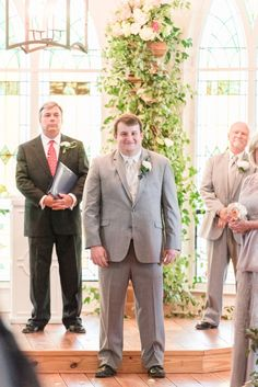 Real Wedding Series | Brittany and Ben | A Southern Plantation Wedding | Becky's Brides | Birmingham Wedding Planner | Hothouse Design Studio | Greenery Ceremony Design | Eric and Jamie Photography