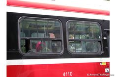 Riders of public transportation wait out the delays (ATR)