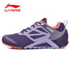 41.12$  Buy now - http://ali8by.shopchina.info/1/go.php?t=32793270361 - Li-Ning Original Women Outdoor Cushioning Shoes Off-road Sports Shoes For Woman Sneakers AEEL006 41.12$ #shopstyle