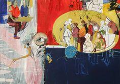 . Resim, fotoğraf, İllüstrasyon, heykel seçkileri. Painting, photographs, illustrations, sculpture from all the world.