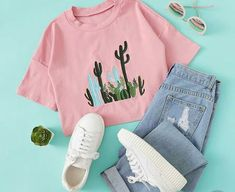 Teenager outfits, outfits for teens, trendy outfits, spring outfits Teen Fashion Outfits, Mode Outfits, Cute Fashion, Look Fashion, Outfits For Teens, Korean Fashion, Trendy Fashion, Girl Outfits, Travel Outfits