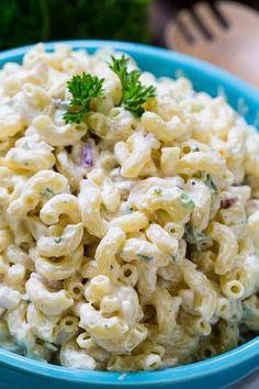 Easy Macaroni Salad Recipe With Mayo.Easy Macaroni Salad Recipe The Best Macaroni Salad Recipe. Kerri's Tuna Pasta Salad The Novice Chef. Easy Salad Recipes, Healthy Recipes, Pasta Recipes, Cooking Recipes, Easy Mac Salad Recipe, Garbage Plate Mac Salad Recipe, Creamy Macaroni Salad, Classic Macaroni Salad, Healthy Macaroni Salad
