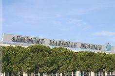 l'aéroport de Marseille